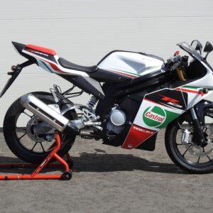 Rieju Rieju RS3 125LC Pro Racing 125 Castrol