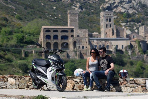50cc Rieju Scooters