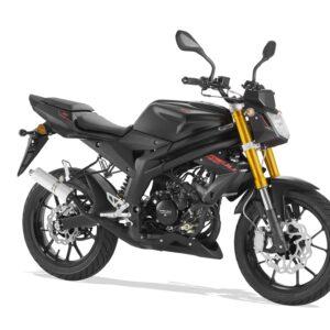 Rieju RS3 50 LC NKD - Black