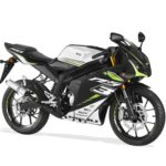 Rieju RS3 50 LC – White Green