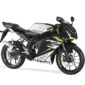 Rieju RS3 50 LC - White Green
